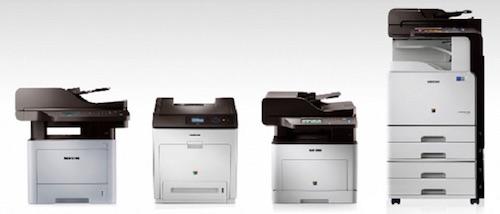 Distribuidor de Suprimentos para Impressora Samsung